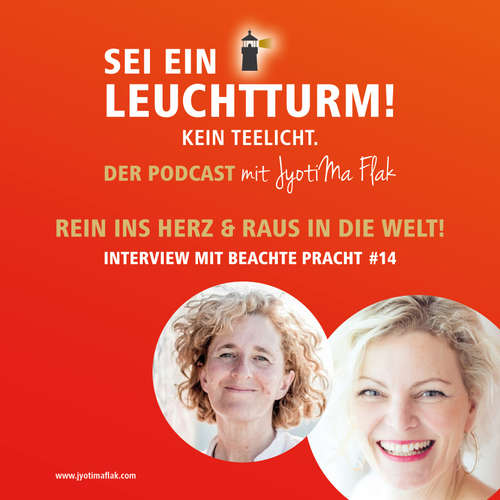 Rein ins Herz & raus in die Welt! Interview mit Beate Pracht Lamas