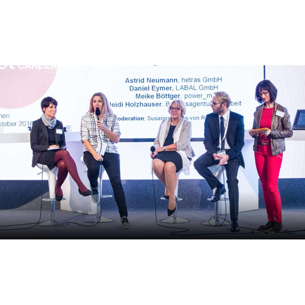Potenziale erschließen - Berufliche Chancen für Wiedereinsteigerinnen und Arbeitgeber