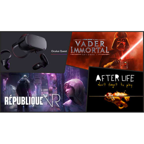E155 - Oculus Quest Teil 2 und da war doch noch was....ein Bisschen Gamescom