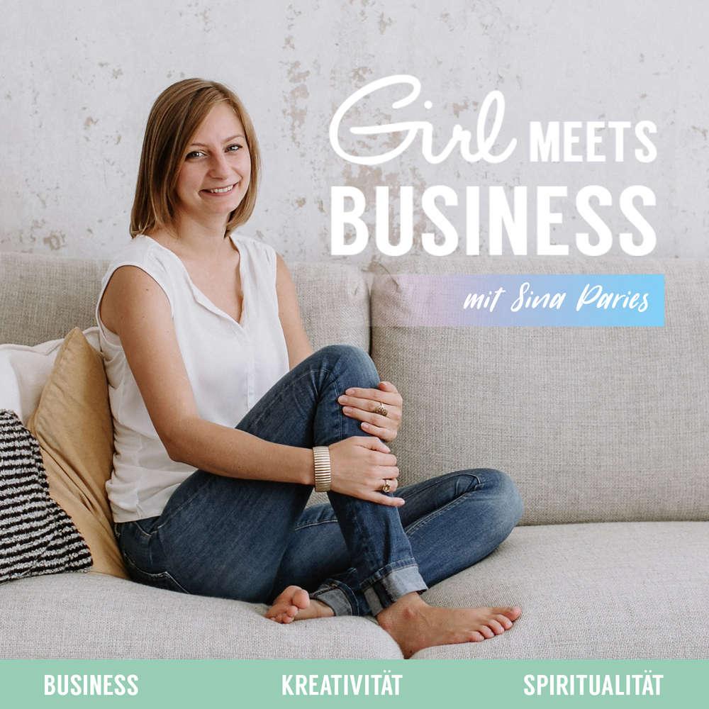 Lass dich nicht ablenken und glaub an dich! - Klartext über harte Zeiten, Weiblichkeit im Business und Erfolgshebel - mit Marina Friess #73