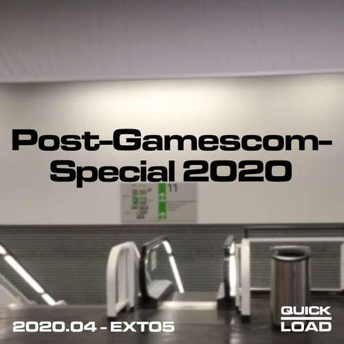 Post-Gamescom-Special 2020