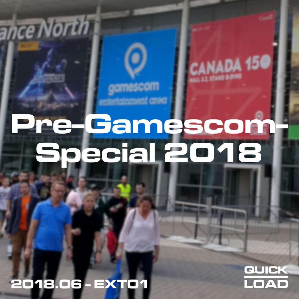 Pre-Gamescom-Special 2018