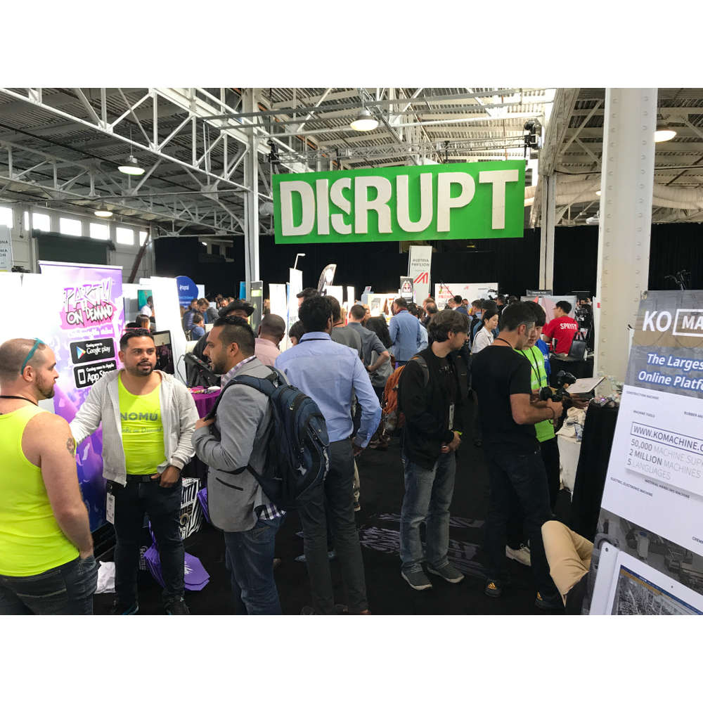 264 Techcrunch Disrupt 2017 in San Francisco