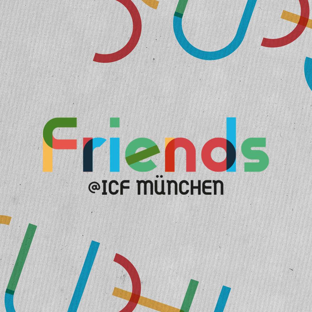 Friends@ICF Muenchen - The Journey to a blessed life - Eine Predigt mit Leo Bigger