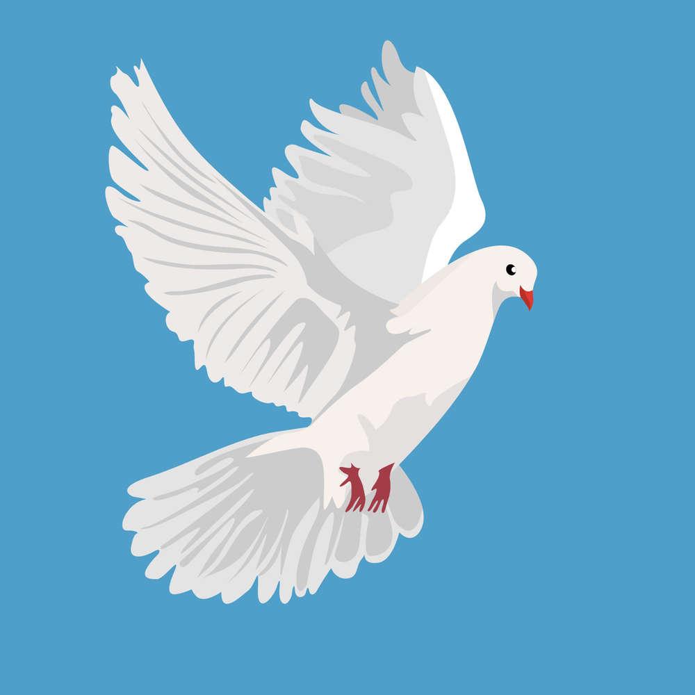 Unbändig und frei - Warum der Heilige Geist es den Kirchen so schwer macht
