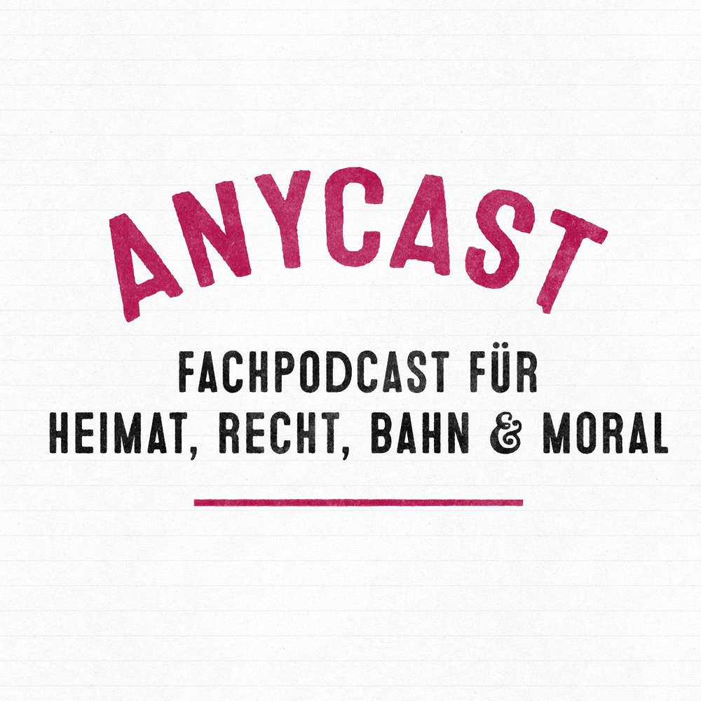 ANY051 - Verunglimpfung des Podcasts und seiner Symbole