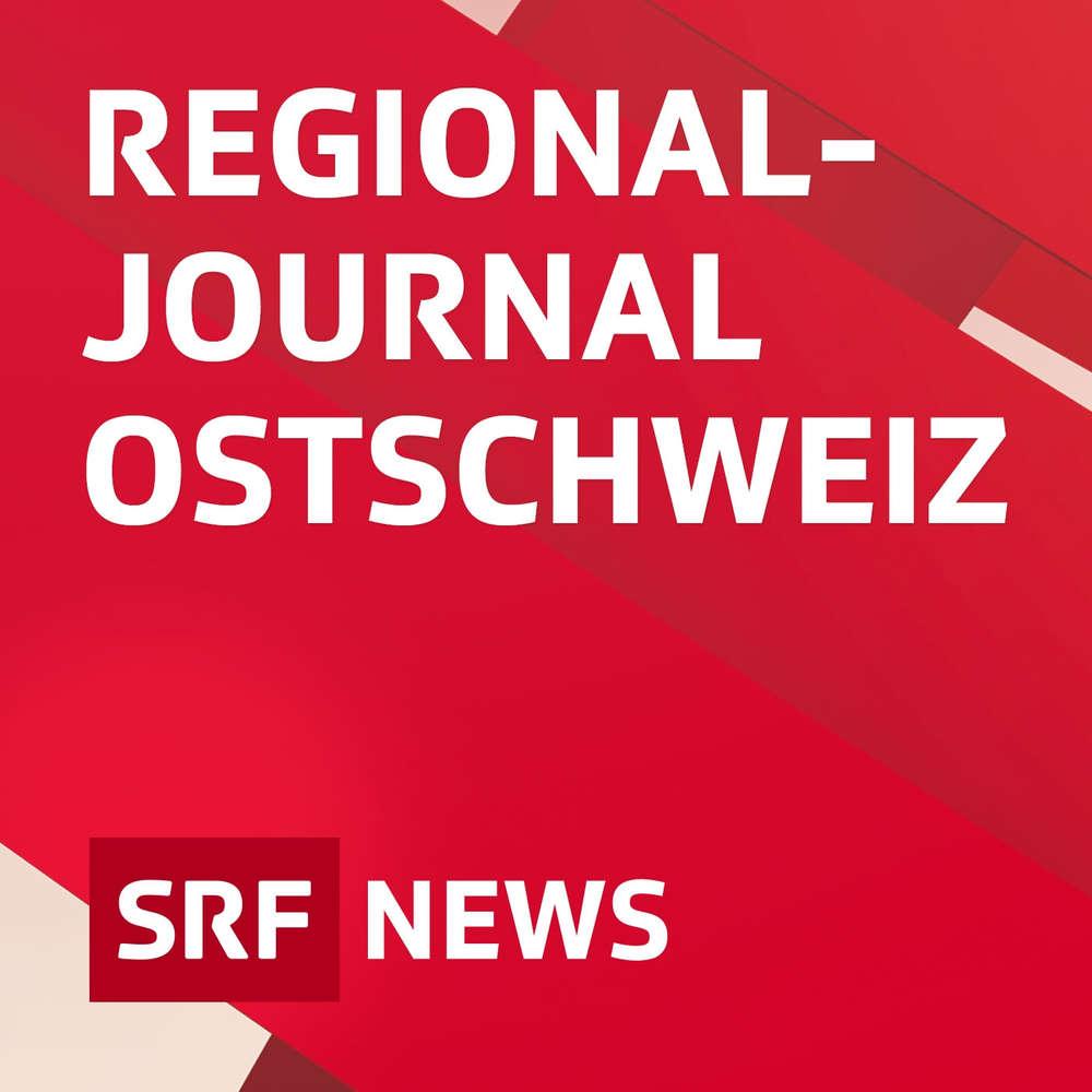 Die Niederschläge in Graubünden fliessen ins Rheintal
