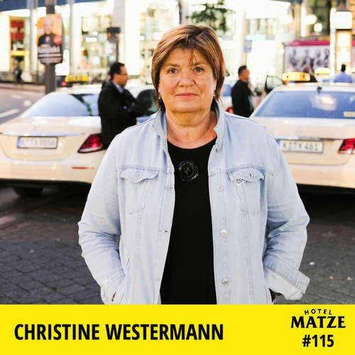 Christine Westermann – Was ist dein Lebensplan?