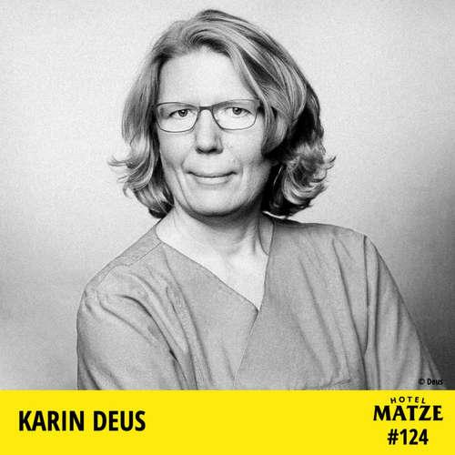Intensivpflegerin Karin Deus - Wie ist es gerade auf einer Intensivstation?