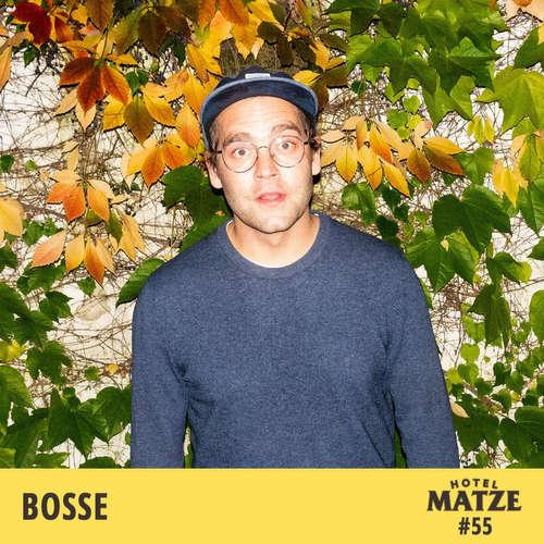 Bosse – Was macht dich so zufrieden?