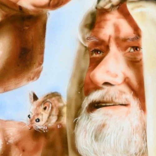 Bibelgeschichte neu erzählt: Die Arche Noah aus Sicht einer Maus