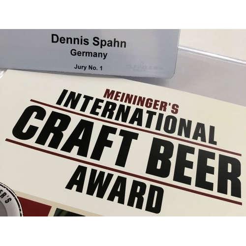 Männerabend Special – Meininger Craft Beer Award 2020