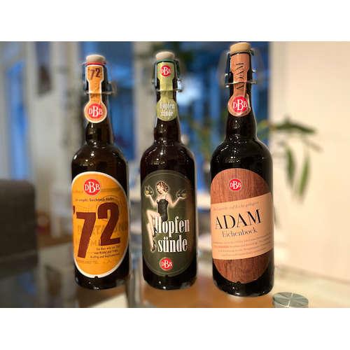 Männerabend #174 – Bergmann Brauerei
