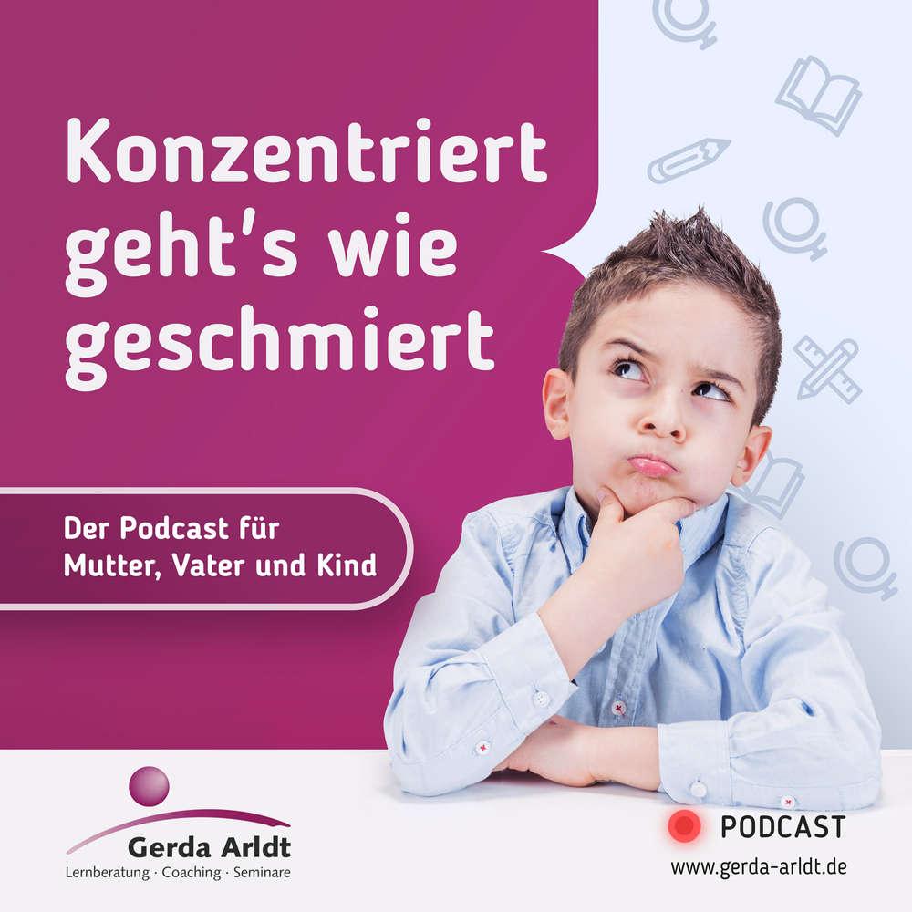 """Konzentriert geht\'s wie geschmiert"""" - Der Podcast für Mutter ..."""