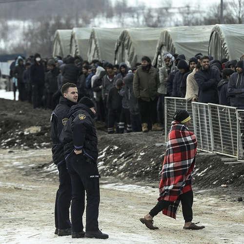 Symbol des Versagens. Streit um bosnisches Flüchtlingscamp Lipa