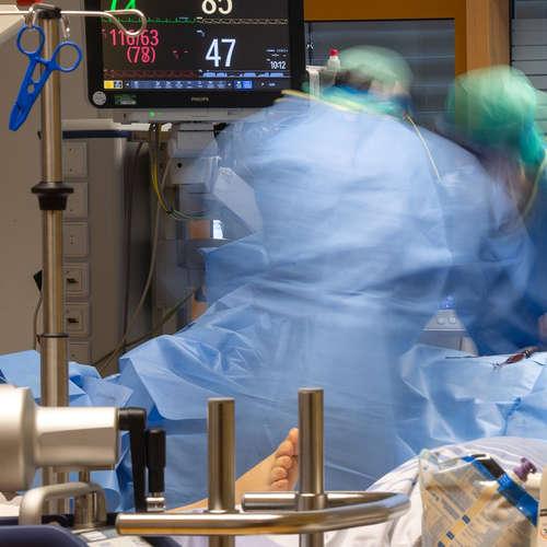 Sterben oder Sterben lassen ... - Das Triage-Dilemma in der Pandemie