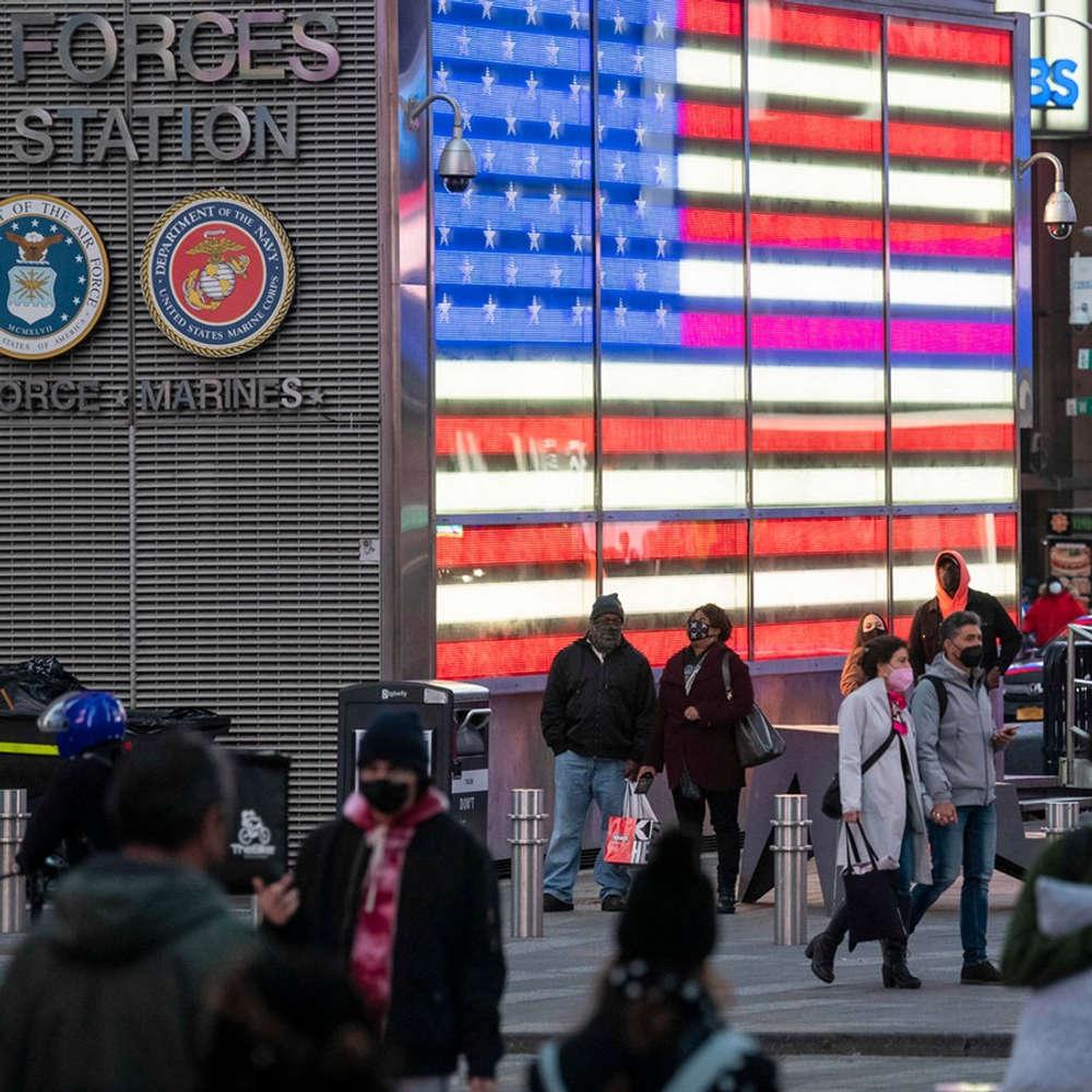 Nach Grau kommt Farbe - New Yorker erfinden sich in der Krise neu