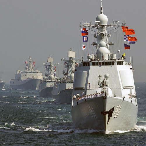 Maritime Machtspiele - Chinas Militärpräsenz beunruhigt Indien