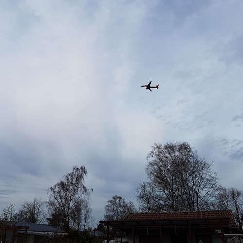 Airport Tegel Stacheldraht