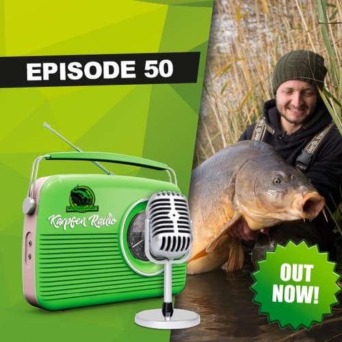 Karpfenradio #50: mit Simon Gehrlein und Christopher Paschmanns