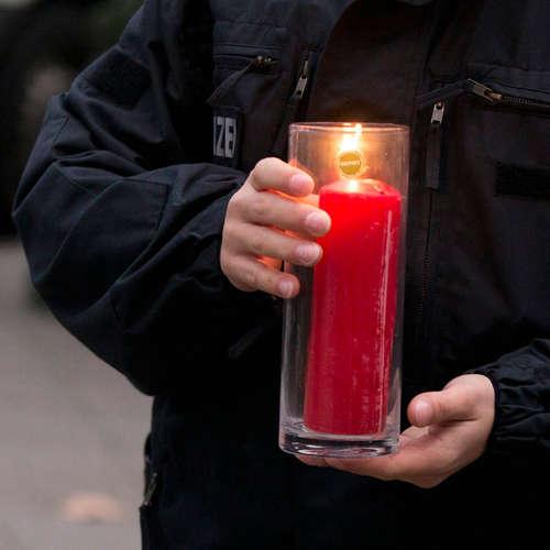 Kann der Staat trösten? Zentrales Gedenken an die Corona-Toten