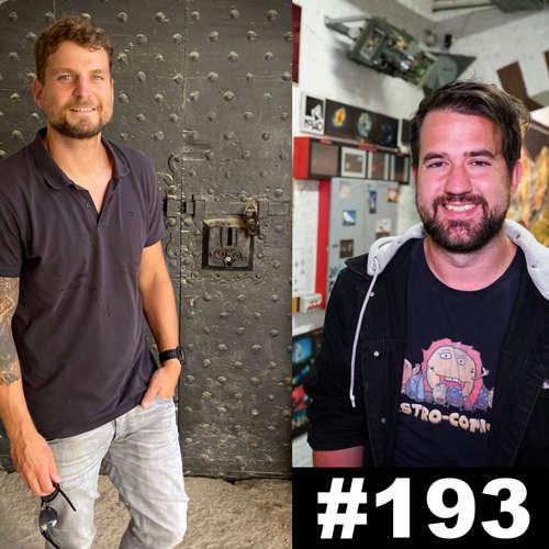 #193: Tim Ruster, die zweite (Raumfahrt)