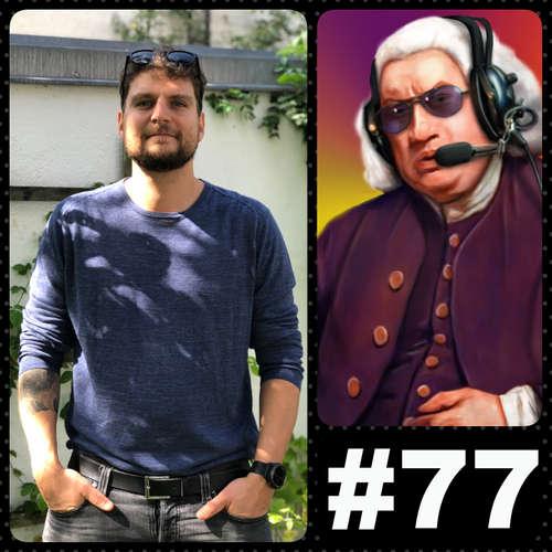 #77 Shlomo Finkelstein (Vulgäre Analyse)