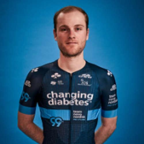 167 - Oliver Behringer Radsportprofi mit Diabetes Typ 1 fährt für das Team Novo Nordsik