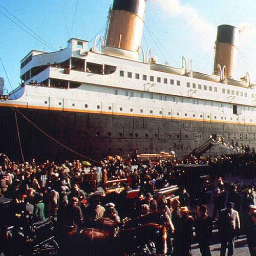 """Von """"Der Weiße Hai"""" bis """"Titanic"""": Das Meer und der Film"""