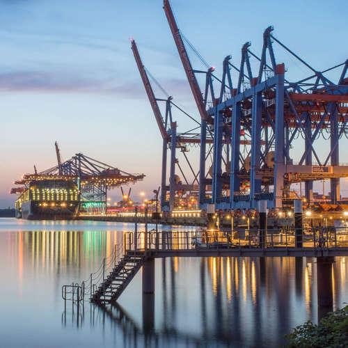 Hafenreport: Corona hat den Hamburger Hafen fest im Griff