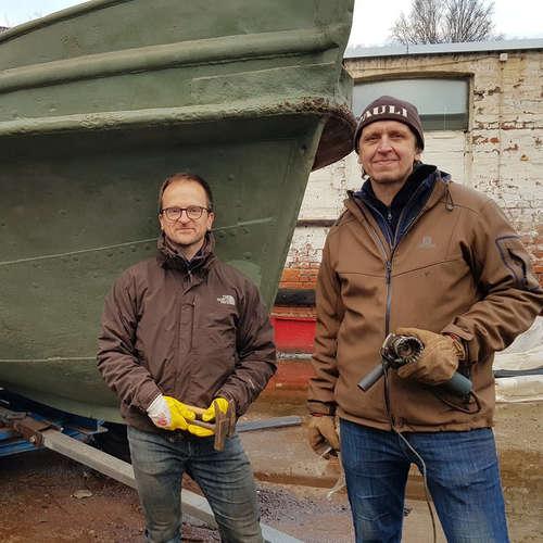 Hafenreport: Von Festmacherbooten und Fischkuttern
