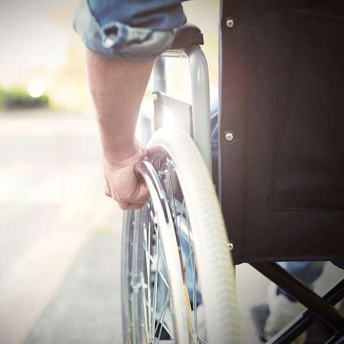 Familien leben mit Behinderung