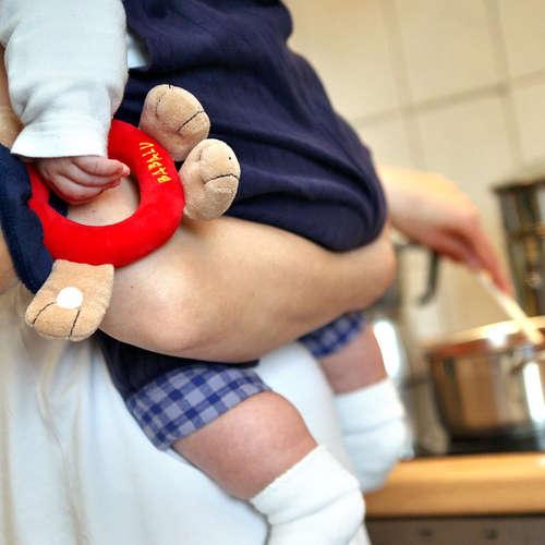 Fifty/Fifty oder doch Hausfrau: Gleichberechtigt leben