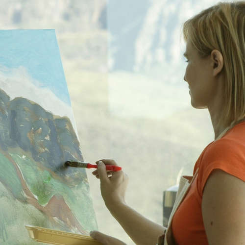 Karriereknick Kind - Mütter in der Kunstwelt