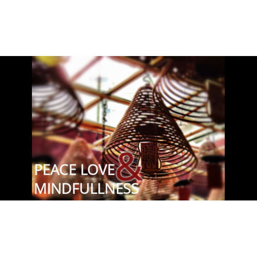 Peace Love & Mindfullness