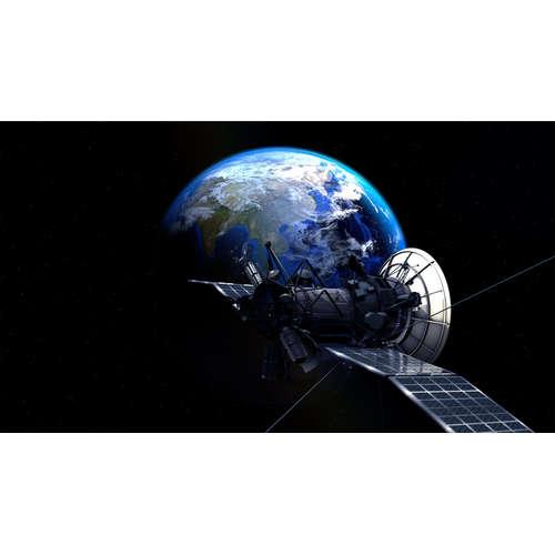 211 Satelliten und die Erde