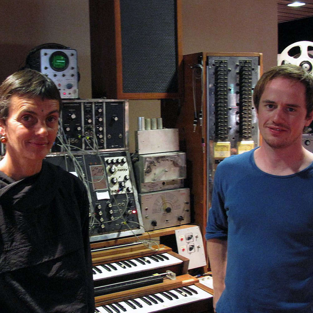 Elisabeth Schimana: Max-Brand-Synthesizer