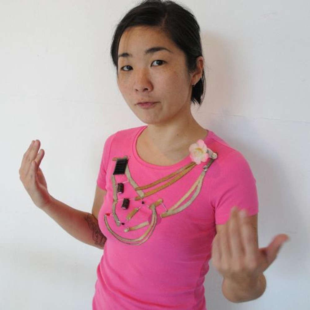 Mika Satomi: Smart Textiles