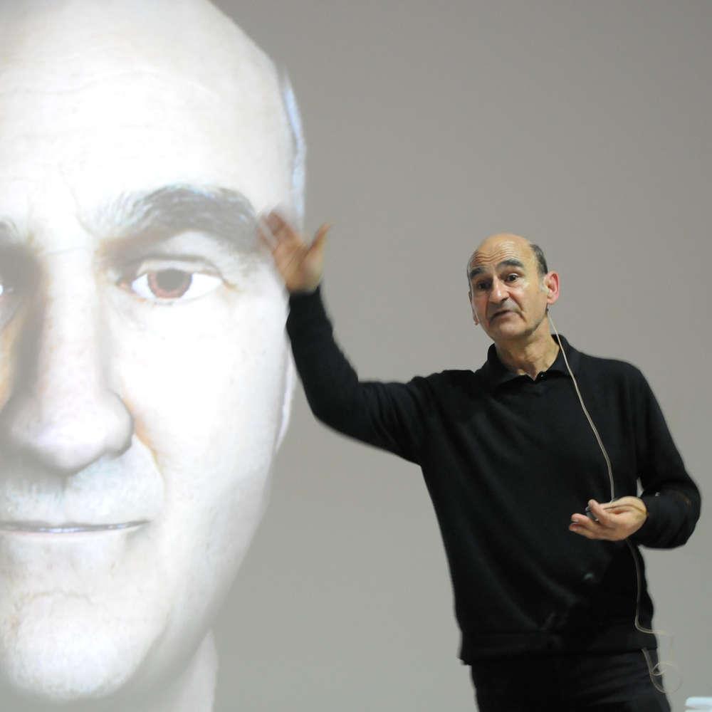 Stelarc: Das dritte Ohr und andere Erweiterungen des menschlichen Körpers