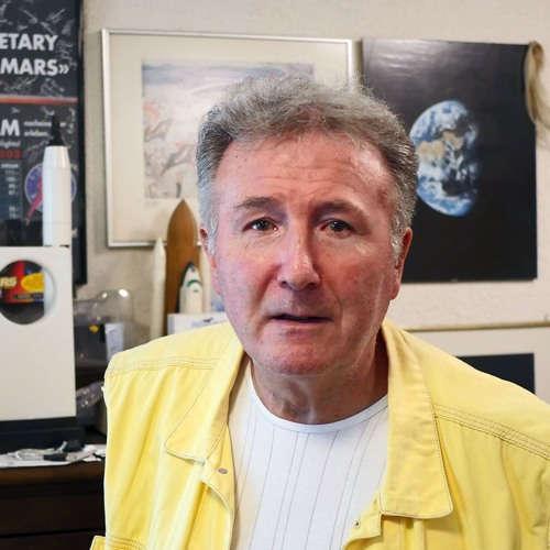 Bruno Stanek - unser Mann im Mond