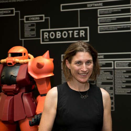 Hello Robot - Design zwischen Mensch und Maschine