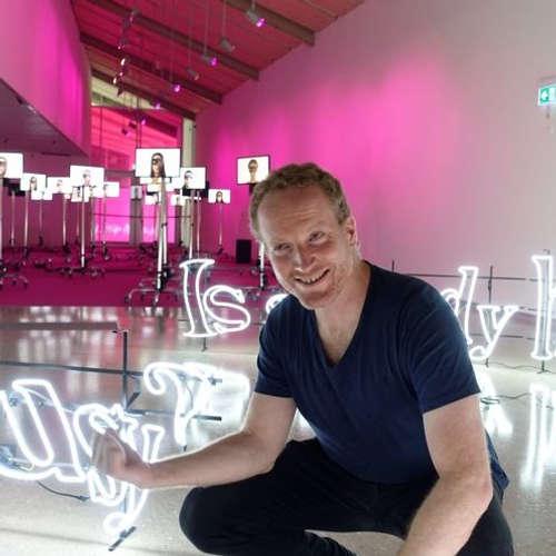 Conversation avec Luc Meier – EPFL Art Lab