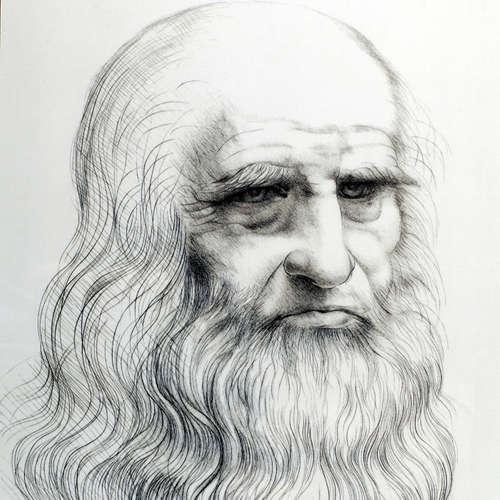 Die schnellen Augen von Leonardo da Vinci