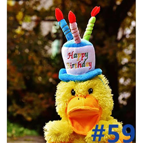 WPV059 – Herzlichen Glückwunsch zum Geburtstag
