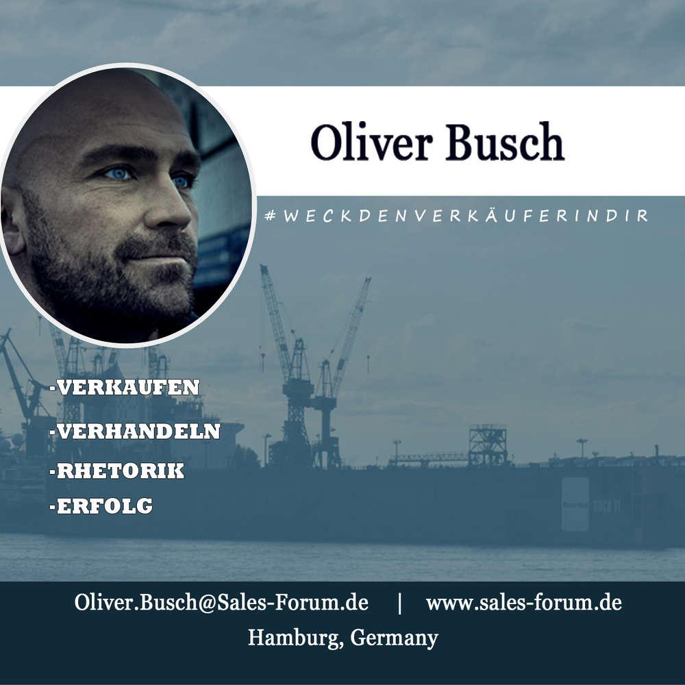 Der Nicht - Verkäufer - mit Oliver Busch