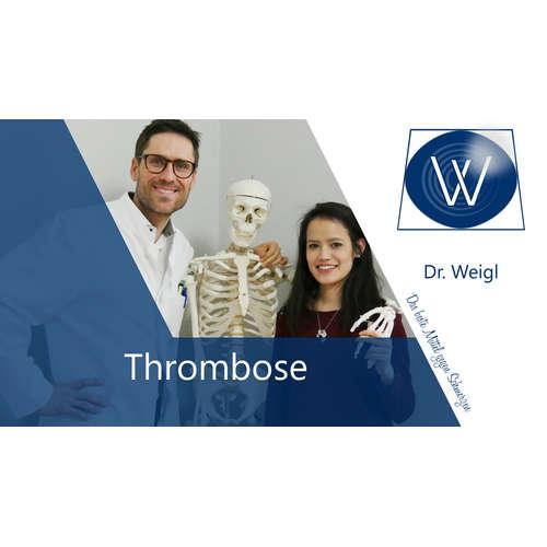 Thrombose, eine Erkrankung die man nicht unterschätzen sollte