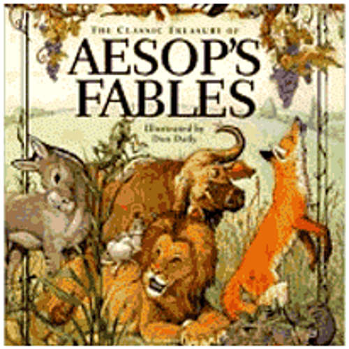 Aesops Fables Audio Book