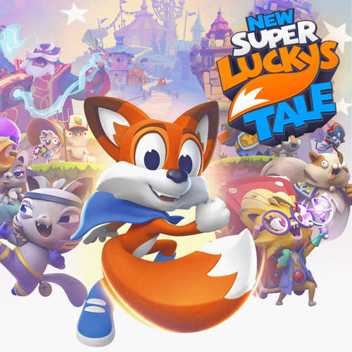 New Super Lucky's Tale Test