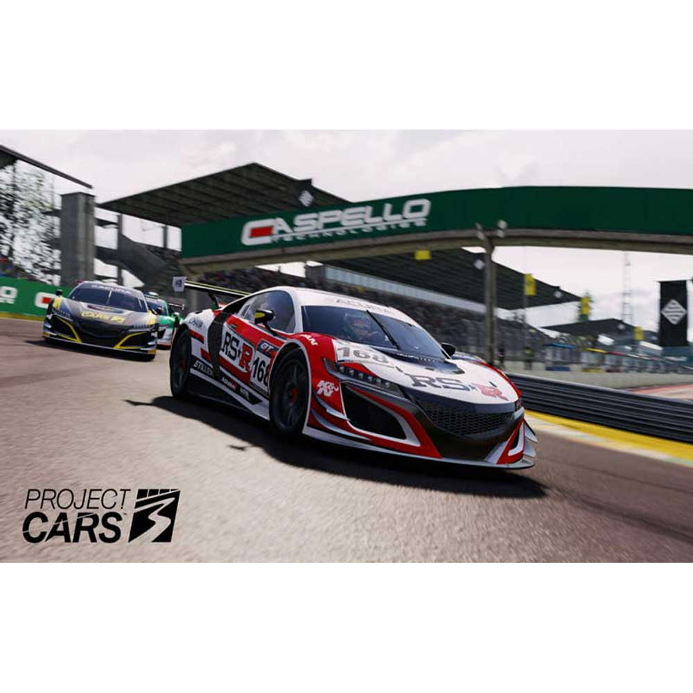 Project Cars 3 Test