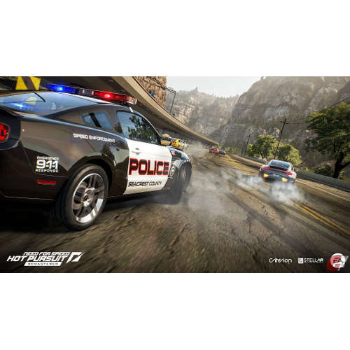 Need for Speed: Hot Pursuit Remastered Test